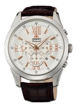 Orient Часы Orient TW04008W. Коллекция Sporty Quartz orient часы orient sz3x003b коллекция sporty quartz