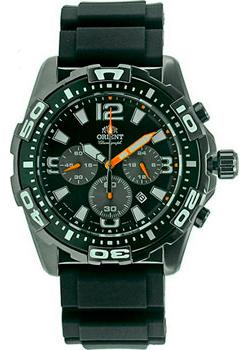 Orient Часы Orient TW05003F. Коллекция Sporty Chrono все цены