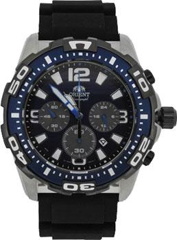 цена Orient Часы Orient TW05004D. Коллекция CHRONOGRAPH онлайн в 2017 году