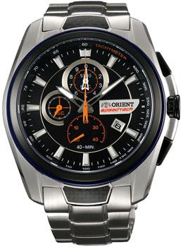 цена Orient Часы Orient TZ00001B. Коллекция SPEEDTECH онлайн в 2017 году