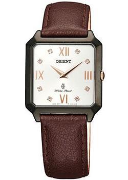Orient Часы Orient UAAN004W. Коллекция Dressy Elegant Ladies orient часы orient qcat002b коллекция dressy elegant ladies