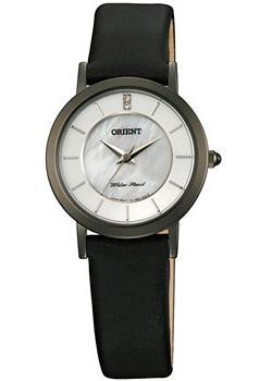 Orient Часы Orient UB96002W. Коллекция Dressy Elegant Ladies orient часы orient qcat002b коллекция dressy elegant ladies