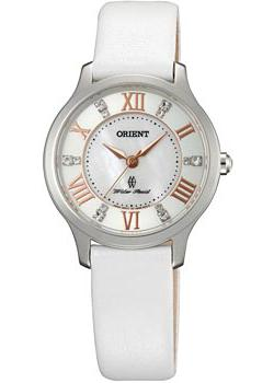 Orient Часы Orient UB9B005W. Коллекция Dressy Elegant Ladies buran часы buran b35 901 9 101 0 коллекция ladies