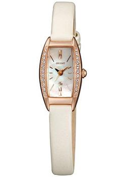 Orient Часы Orient UBTS004W. Коллекция Lady Rose weiqin 2017 women watch luxury rhinestone rose gold wristwatch fashion lady dress quartz watches female clock relogio feminino