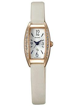 Orient Часы Orient UBTS009W. Коллекция Lady Rose weiqin 2017 women watch luxury rhinestone rose gold wristwatch fashion lady dress quartz watches female clock relogio feminino