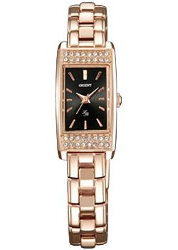Orient Часы Orient UBTY001B. Коллекция Lady Rose weiqin 2017 women watch luxury rhinestone rose gold wristwatch fashion lady dress quartz watches female clock relogio feminino