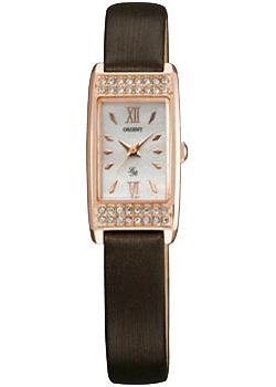 Orient Часы Orient UBTY004W. Коллекция Lady Rose weiqin ceramic band dress watches women luxury crystal rhinestone rose gold brand watch lady fashion wristwatch relogio feminino