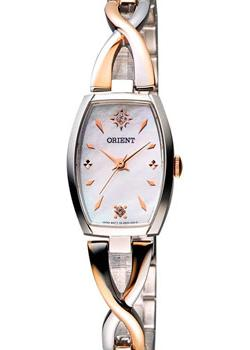 Orient Часы Orient UBUH002W. Коллекция Dressy Elegant Ladies fashion zinc alloy earrings silver 6cm diameter pair