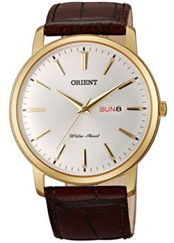 цена Orient Часы Orient UG1R001W. Коллекция Classic Design онлайн в 2017 году