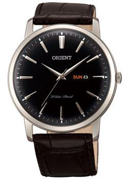 Orient Часы Orient UG1R002B. Коллекция Classic Design orient часы orient uw00004w коллекция classic design