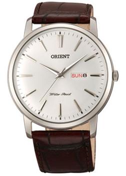 цена Orient Часы Orient UG1R003W. Коллекция Classic Design онлайн в 2017 году
