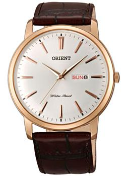 Orient Часы Orient UG1R005W. Коллекция Classic Design