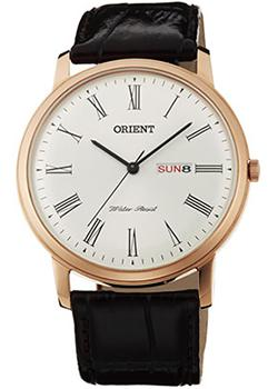 Orient Часы Orient UG1R006W. Коллекция Classic Design цена