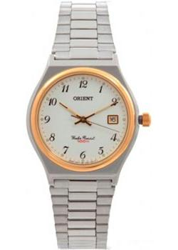 Orient Часы Orient UN3T000W. Коллекция Basic Quartz orient часы orient una1001c коллекция basic quartz