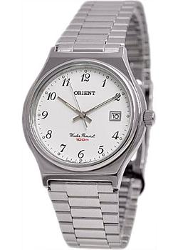Orient Часы Orient UN3T002S. Коллекция Basic Quartz orient часы orient una1001c коллекция basic quartz