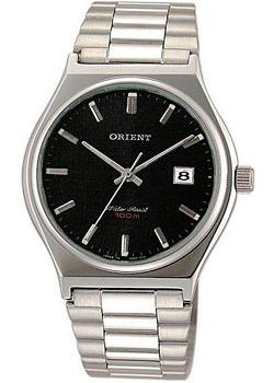 Orient Часы Orient UN3T003B. Коллекция Basic Quartz orient часы orient una9001w коллекция basic quartz