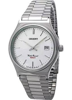 Orient Часы Orient UN3T003W. Коллекция Basic Quartz orient часы orient una1001c коллекция basic quartz