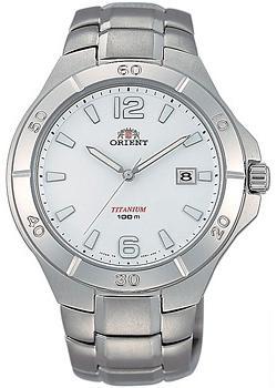 Orient Часы Orient UN81001W. Коллекция Titanium цена