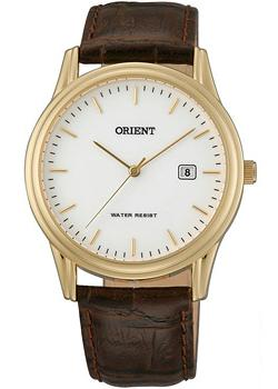 Orient Часы Orient UNA0002W. Коллекция Basic Quartz orient tt10002f