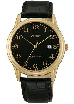 Orient Часы Orient UNA0003B. Коллекция Basic Quartz orient ung9008g