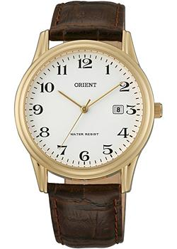 Orient Часы Orient UNA0004W. Коллекция Basic Quartz orient tt16002b