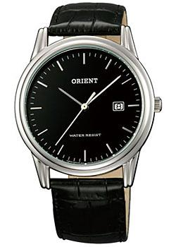Orient Часы Orient UNA0005B. Коллекция Basic Quartz orient часы orient qb2u001w коллекция basic quartz