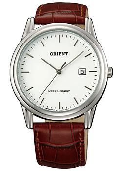 Orient Часы Orient UNA0006W. Коллекция Basic Quartz orient часы orient una0008w коллекция basic quartz