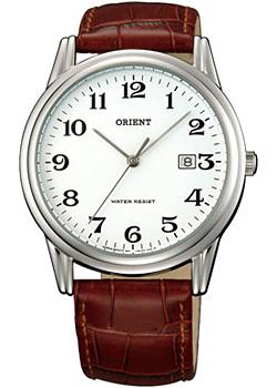 Orient Часы Orient UNA0008W. Коллекция Basic Quartz orient часы orient qb2u001w коллекция basic quartz