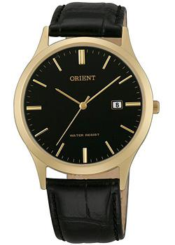 Orient Часы Orient UNA1001B. Коллекция Basic Quartz orient qc0h003b orient