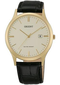 Orient Часы Orient UNA1001C. Коллекция Basic Quartz orient часы orient qcbj003w коллекция basic quartz