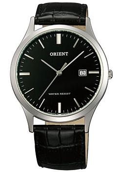 Orient Часы Orient UNA1003B. Коллекция Basic Quartz orient часы orient qcbj003w коллекция basic quartz