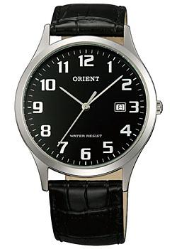 Orient Часы Orient UNA1004B. Коллекция Basic Quartz orient часы orient qb2u001w коллекция basic quartz
