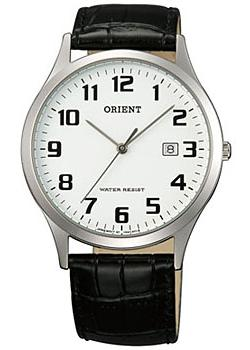 Orient Часы Orient UNA1004W. Коллекция Basic Quartz orient qc0h003b orient