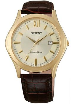 Orient Часы Orient UNA9002C. Коллекция Basic Quartz chenxi watch men brand brown leather sport quartz watches fashion steel quartz clock life waterproof male wristwatch natate