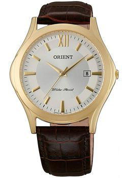 Orient Часы Orient UNA9002W. Коллекция Basic Quartz orient часы orient qcbj003w коллекция basic quartz