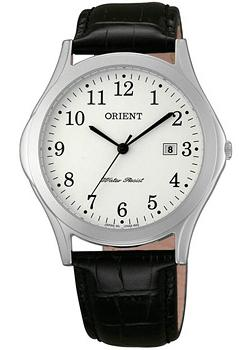 Orient Часы Orient UNA9003W. Коллекция Basic Quartz orient as0005s1