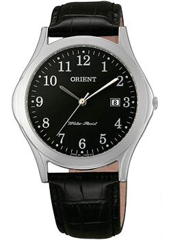 Orient Часы Orient UNA9004B. Коллекция Basic Quartz orient tt10002c