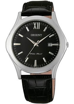 Orient Часы Orient UNA9005B. Коллекция Basic Quartz orient as0005s1