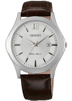 Orient Часы Orient UNA9006W. Коллекция Basic Quartz orient часы orient una1002b коллекция basic quartz