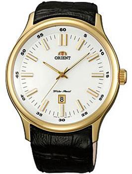 Orient Часы Orient UNC7003W. Коллекция Dressy Elegant Gent's