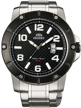 Orient Часы Orient UNE0002B. Коллекция Sporty Quartz orient часы orient sw06007w коллекция sporty quartz