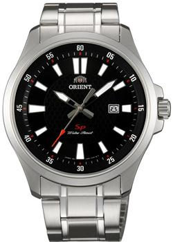 Orient Часы Orient UNE1003B. Коллекция Sporty Quartz orient часы orient sw06007w коллекция sporty quartz