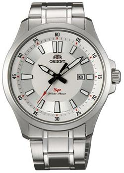 Orient Часы Orient UNE1004W. Коллекция Sporty Quartz orient часы orient qc0u007b коллекция sporty quartz