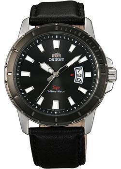 Orient Часы Orient UNE2003B. Коллекция Sporty Quartz orient часы orient sz3v004d коллекция sporty quartz