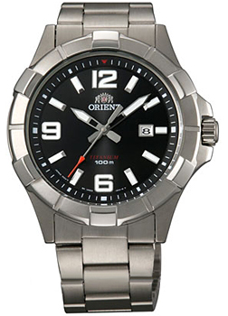 Orient Часы Orient UNE6001B. Коллекция Sporty Quartz orient часы orient una1001c коллекция basic quartz