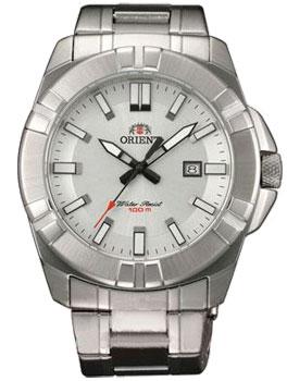 Orient Часы Orient UNE8003W. Коллекция Sporty Quartz orient часы orient sz3v001w коллекция sporty quartz