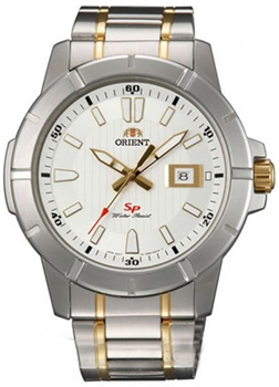 Orient Часы Orient UNE9004W. Коллекция Sporty Quartz orient часы orient una0005b коллекция basic quartz