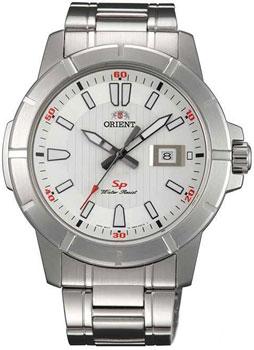 Orient Часы Orient UNE9006W. Коллекция Sporty Quartz orient часы orient unb7003w коллекция sporty quartz