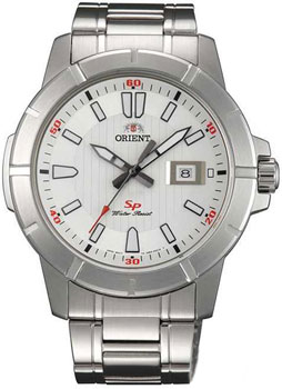 Orient Часы Orient UNE9006W. Коллекция Sporty Quartz цена