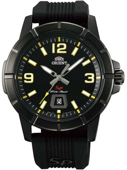 Orient Часы Orient UNE900BB. Коллекция Sporty Quartz носки guahoo everyday light 36 38 s black 51 0913 cw